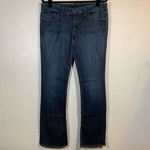 WILLIAM RAST BOOTCUT JEANS SIZE 31